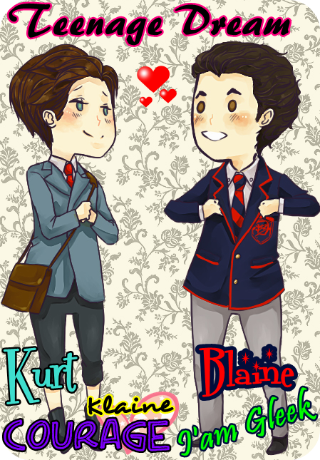 KLAINE BY:SWEETOPPORTUNIST