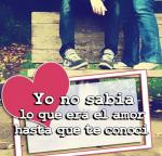 El verdadero amor