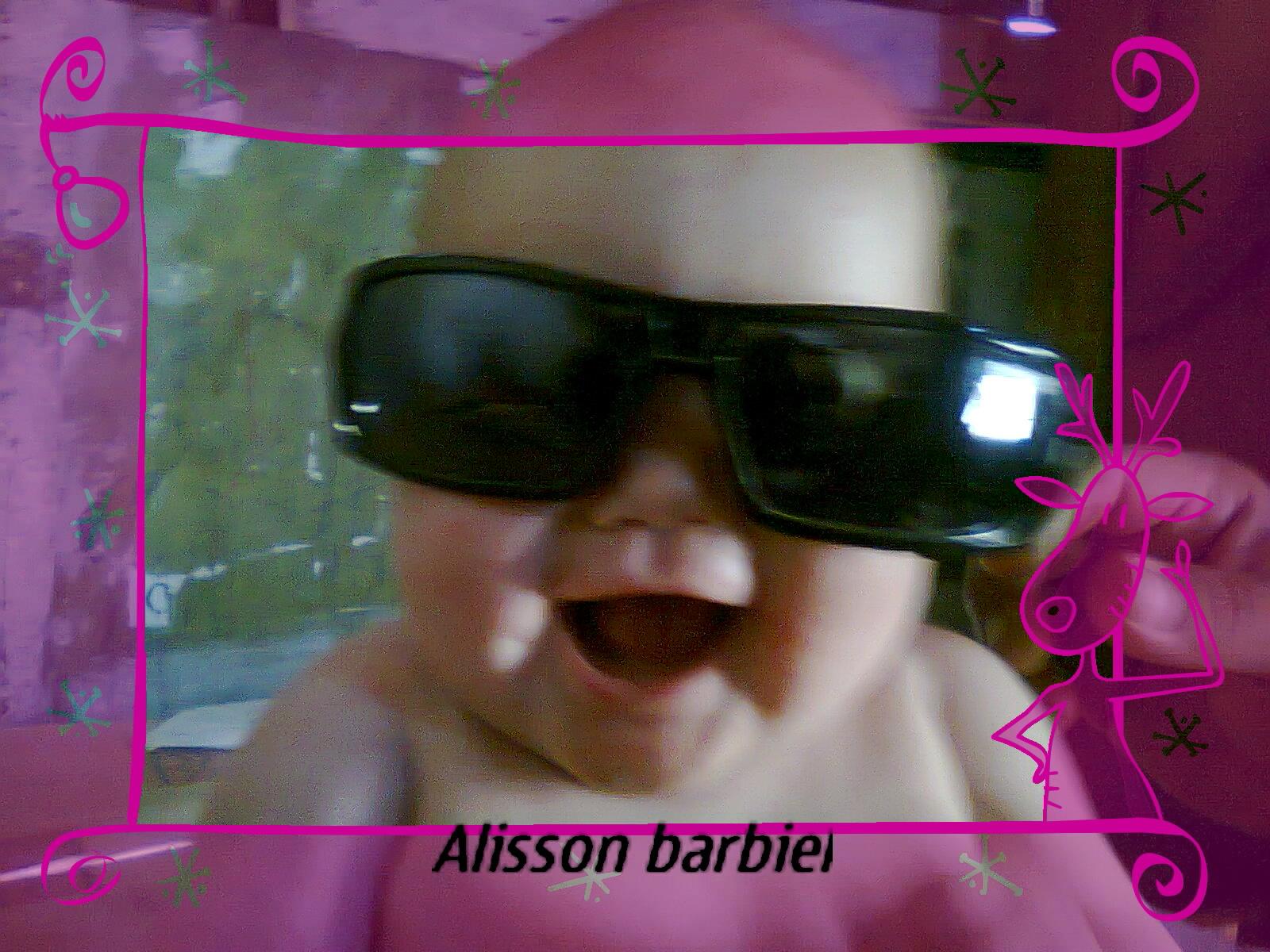 ALISSON BARBIEL