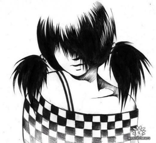 CHICA EMO