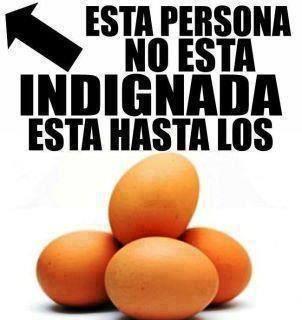 NO EST� INDIGNADA