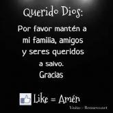 Like= Amen