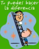Tu puedes hacer la diferencia
