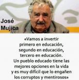 Vamos a invertir en educación