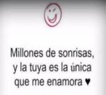 Millones de sonrisas